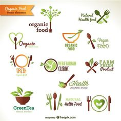 Healthy meals with chicken and vegetables nutrition information sheet Organic Logo, Health Logo, Comfort Food, Logo Food, Organic Recipes, Logo Inspiration, Organic Gardening, Food And Drink, Logo Design