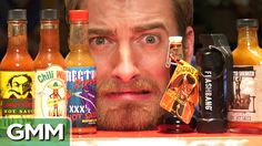 Spicy Food Showdown Way To Make Money, Make Money Online, Good Mythical Morning, Spicy Recipes, Beer Bottle, Videos, Link, Blizzard Hearthstone