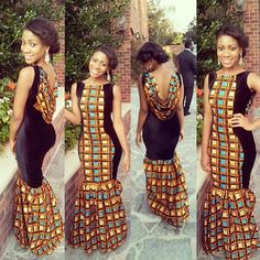 Gorgeous Nigerian Wedding Dress!! | Africa fashion African dress attire