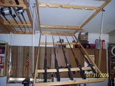 ceilings forum com ceiling rod racks mount cactuscrossfit holders fishing pensacola wall mounted for