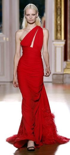 Zuhair Murad - Red Couture - 2012