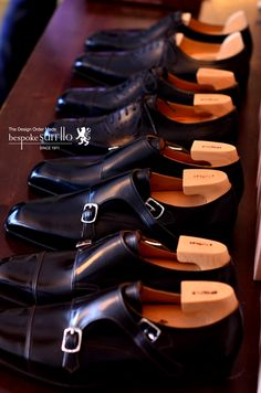 bespoke-makers: Spigola Made to Order Shoes Good Shoescape! Photo from bespoke SUIT 110