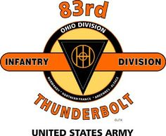 "Amazon.com: 83RD INFANTRY DIVISION ""THUNDERBOLT "" U.S. MILITARY CAMPAIGNS LAMINATED PRINT ON 18"" x 24"" QUARTER INCH THICK POSTER BOARD: Everything Else"