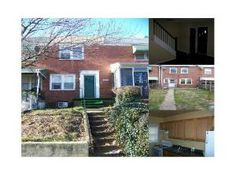Many recent upgrades done to this home, including kitchen, windows, roof, main water and sewer line and water heater. Not much left for a new owner to do. Ready to go!!!! I Year Home Warranty provided by seller.....  $74,900  #Baltimore, #RealEstate, #MDHomes, #HomeBuyer