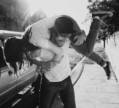 True love is beautiful. Photo Couple, Love Couple, Couple Photos, Silly Couple Pictures, Goofy Pictures, Paar Workout, Ah O Amor, Foto Blog, This Is Love