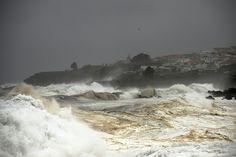 Nadine storm @ Azores