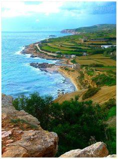 Xatt l-Ahmar (Ramla Bay), Ghajnsielem, Gozo
