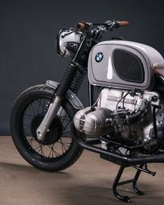 1972 BMW R75/5 'Dritte' – Analog Motorcycles' 'Third' with the vintage spiritBikeVX | BikeVX - #cartuning #tuningcar #car #tuning #racing #carracing #racingcar