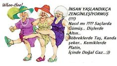 Organik Patlama :) Old Folks, Boost Your Metabolism, Jokes, Humor, Education, How To Plan, Funny, Fictional Characters, Google