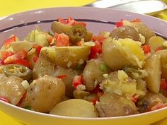 Pepper and Potato Salad Recipe : Rachael Ray : Food Network - FoodNetwork.com