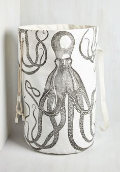 Float or Ink Laundry Bag, @ModCloth Oh. Mah. Gawd.