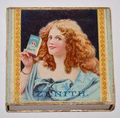 Zenith Cigarettes Box