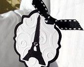 paris theme party - tags