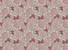 """""""earthshaker"""" by queenregent floral, muted, peony, pink, spring, springtime"""