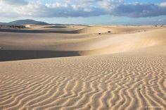 Good morning from Corralejo dunes!   Buenos días desde las dunas de Corralejo! Fuerteventura