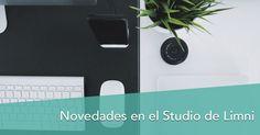 Novedades en el Studio de Limni #productividad #mac #iOS #iPad #iPhone