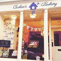 25 Sweet Cupcakes Shops Around The World To Eat At Before You Die : Cukoo's Bakery, Edimbourg