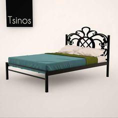 Stinks, metal bed ,bedroom