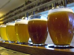Dutch Craft Beer - A Guide to breweries in Amsterdam from Eat Your World.