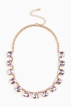 Pink Bella Necklace