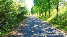 Tarde ideal para pasear #calor #Mieres #Asturias