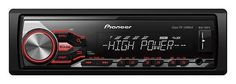 Prezzi e Sconti: #Pioneer mvh-280fd car media receiver  ad Euro 95.29 in #Pioneer #Audio car audio autoradio