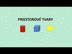 Priestorové geometrické tvary| maminask :) - YouTube Coven, Youtube, Youtubers, Youtube Movies