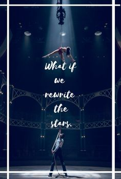 Rewrite the stars!