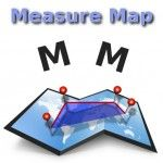 Measure distances, perimeters and areas (iPhone and Android). [I have step by step instructions] $1.99