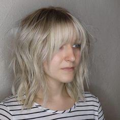 Blonde shag by Shane Craig