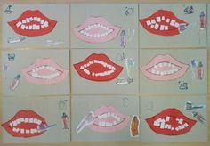 tvoření, péče o zuby