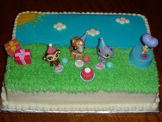 Littlest Pet Shop — Childrens Birthday Cakes cakepins.com