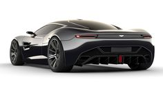 Oh Yeah!!!  2013 Aston-Martin DBC concept