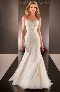 Martina Liana Spring 2015 collection! Patsy's Bridal Boutique in Dallas, Texas. Call (214) 528-1227 to try on or go to whttp://www.patsysbridal.com/appointments/ to make your appointment! #bride #martinaliana #wedding #weddingdress #sayyestothedress