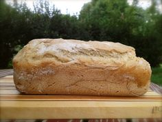 The Best Gluten-Free Vegan Bread from Hope's Kitchen. A Bountiful Bread Basket: Top 20 Gluten-Free Bread Recipes Good Gluten Free Bread Recipe, Gluten Free Cakes, Gluten Free Cooking, Gluten Free Desserts, Cooking Ham, Egg Free Recipes, Allergy Free Recipes, Bread Recipes, Vegan Recipes