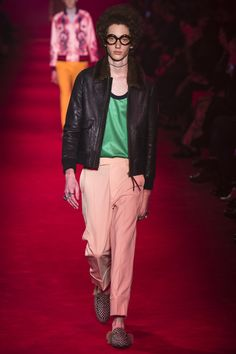 Gucci Fall 2016 Menswear Collection Photos - Vogue