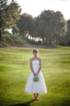 ©Photo de Famille - Mariage a la Ciotat - La mariee aux pieds nus
