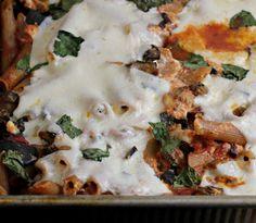 Baked Ziti with Eggplant Recipe « Chef Marcus Samuelsson