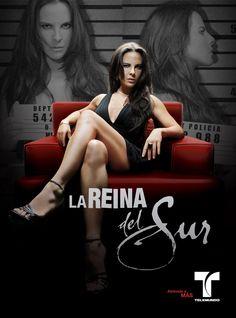 La Reina Del Sur - Me encanta esta telenovela, especialmente con todas las referencias españolas y todos los sitios de España!