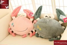 We-R-Crabs-1pc-Stuffed-Animals-Cushion-Pillow-Plush-Soft-Toy-Cuddly-Doll-Gift