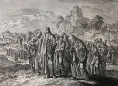 Jan Luyken's Gospel 61. The Sons of Zebedee. Phillip Medhurst Collection on Flickr.Jan Luyken's Gospel 61. The Sons of Zebedee. Phillip Medhurst Collection