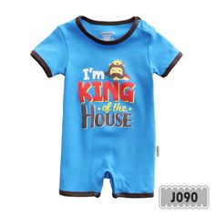 I'm king of the house Pakaian bayi Baby clothes Jumper bayi Romper bayi Baby jumper Baju bayi Baby romper Baju anak Jumper Indonesia --------------------------------------- For more information: www.xsito-store.com --- Line : @rcb0969g --- BBM : 5B03BB9D --- Email : xsitostore@gmail.com --- Fb : xsito store
