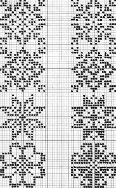 "Photo from album ""Жаккард"" on Yandex. Cross Stitch Borders, Cross Stitch Charts, Cross Stitch Designs, Cross Stitching, Cross Stitch Embroidery, Cross Stitch Patterns, Fair Isle Knitting Patterns, Knitting Charts, Knitting Stitches"