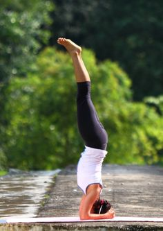 1000 images about week 19 entries  headstand pose