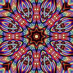 michele mandala sacred geometry