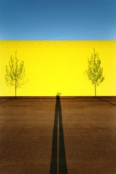 Contrast, scale, shadow, and negative space- everything a photo should be! by Eke  Miedaner