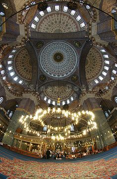 Yeni Cami - The New Mosque