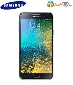 Samsung Galaxy E7 (Black) @ Rs.16,490/-