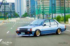 Mitsubishi Lancer EX Mitsubishi Colt, Mitsubishi Galant, Mitsubishi Motors, Japanese Streets, Mitsubishi Lancer Evolution, Japanese Cars, Nissan Skyline, Jdm Cars, Retro Cars