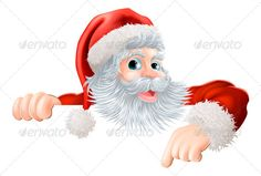 Christmas Santa Pointing Down at Sign #GraphicRiver Cartoon illustration of Santa Claus pointing down at Christmas message or sign Created: 14August13 GraphicsFilesIncluded: JPGImage #VectorEPS Layered: No MinimumAdobeCSVersion: CS Tags: above #background #banner #cartoon #character #christmas #claus #clipart #cute #drawing #father #fatherchristmas #finger #holding #holiday #invitation #isolated #message #peeking #peeping #placard #pointing #poster #santa #santaclaus #sign #signboard…